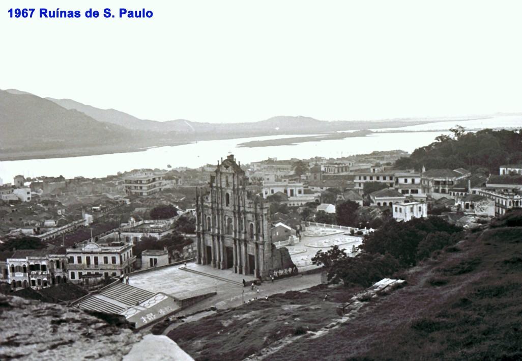 230 67 Ruínas de S. Paulo
