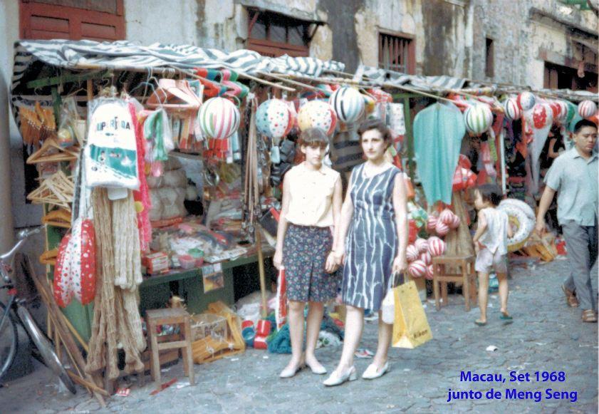 233 68-08 Madalena e Helena junto Meng Seng