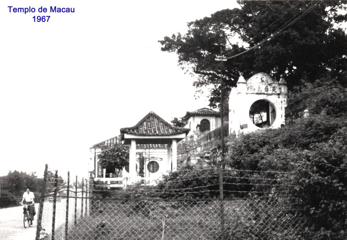 243 67 templo de Macau