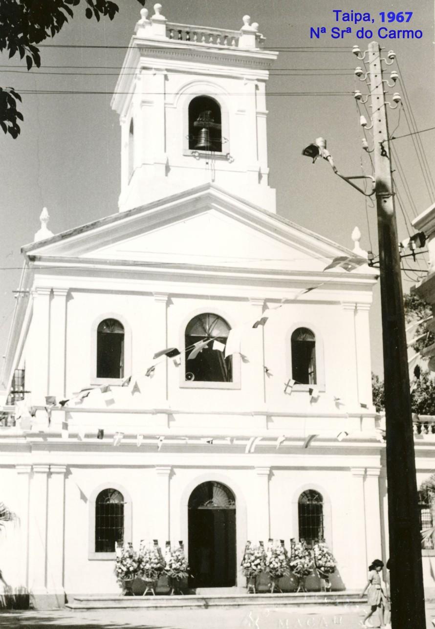 251 67 igreja Nª Srª do Carmo, Taipa