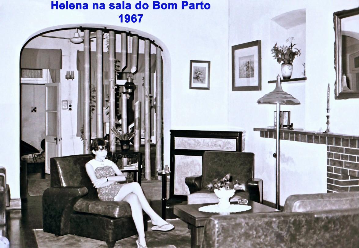 260 67 Helena na sala do Bom Parto