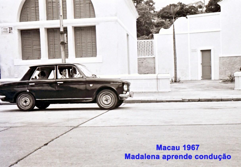 264 67 Madalena aprende condução