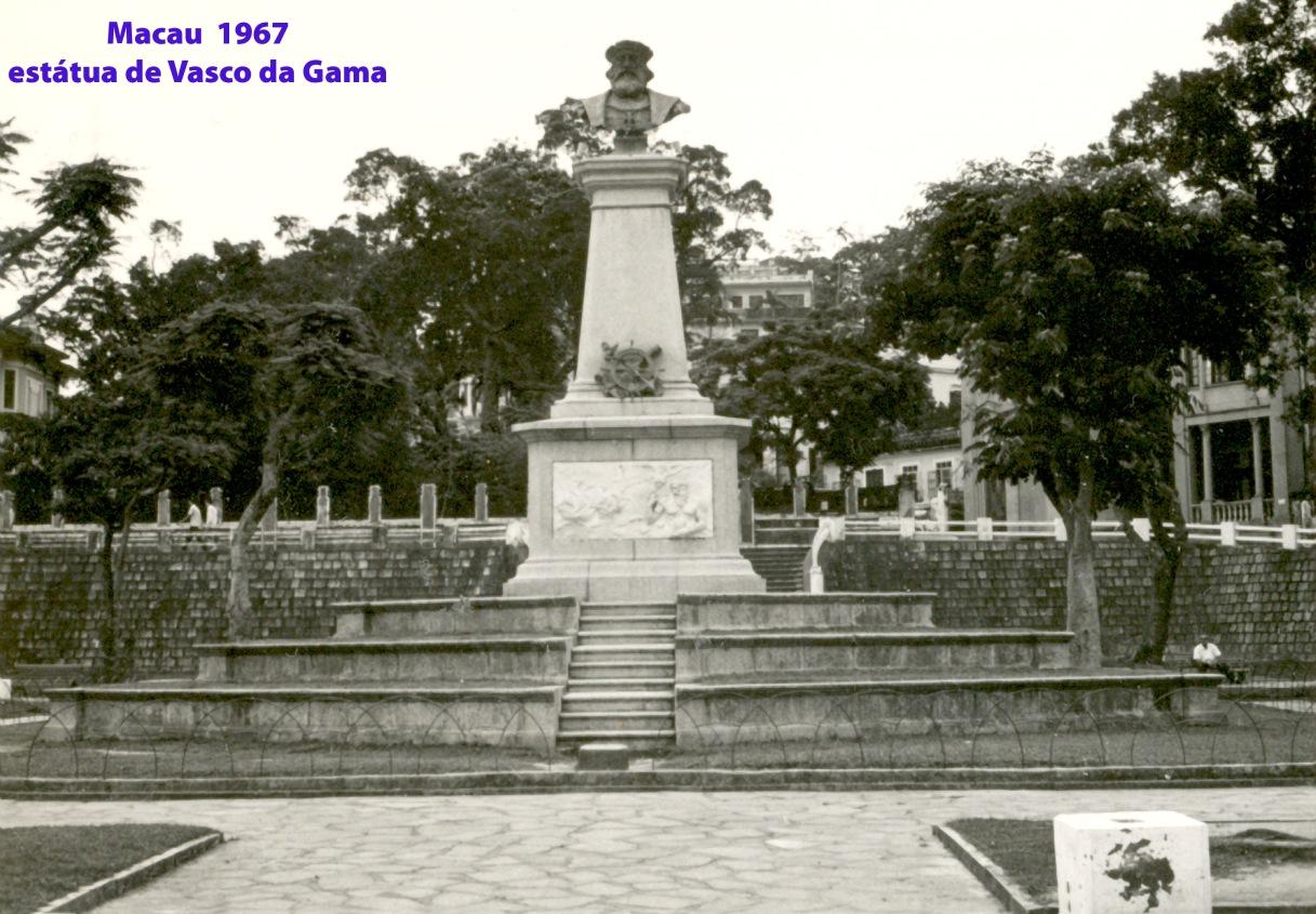 265 67 estátua de Vasco da Gama