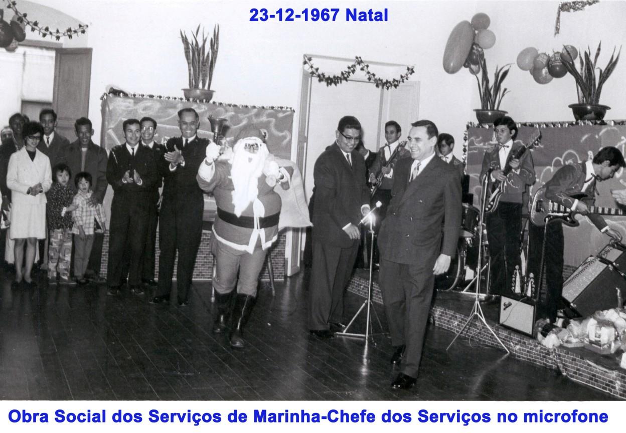 277 67-12-23 Natal na OSSM-palavras do Chefe dos Serviços