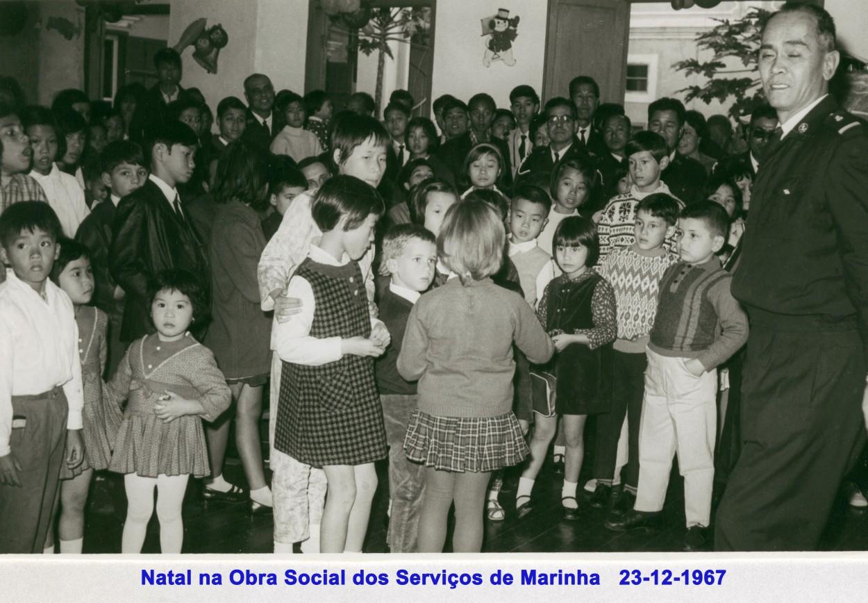 280 67-12-23 Natal na Obra Social dos Serviços de Marinha