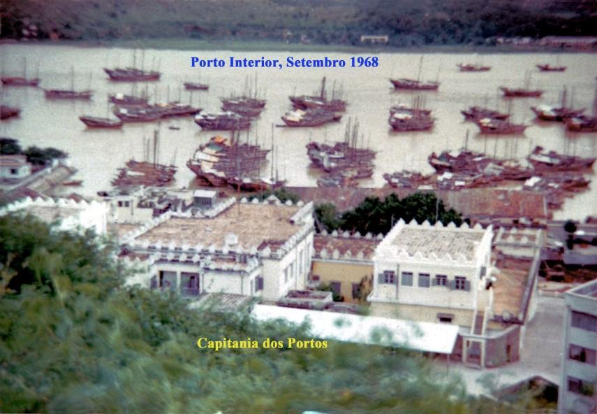 284 68-09 Porto Interior e Capitania dos Portos