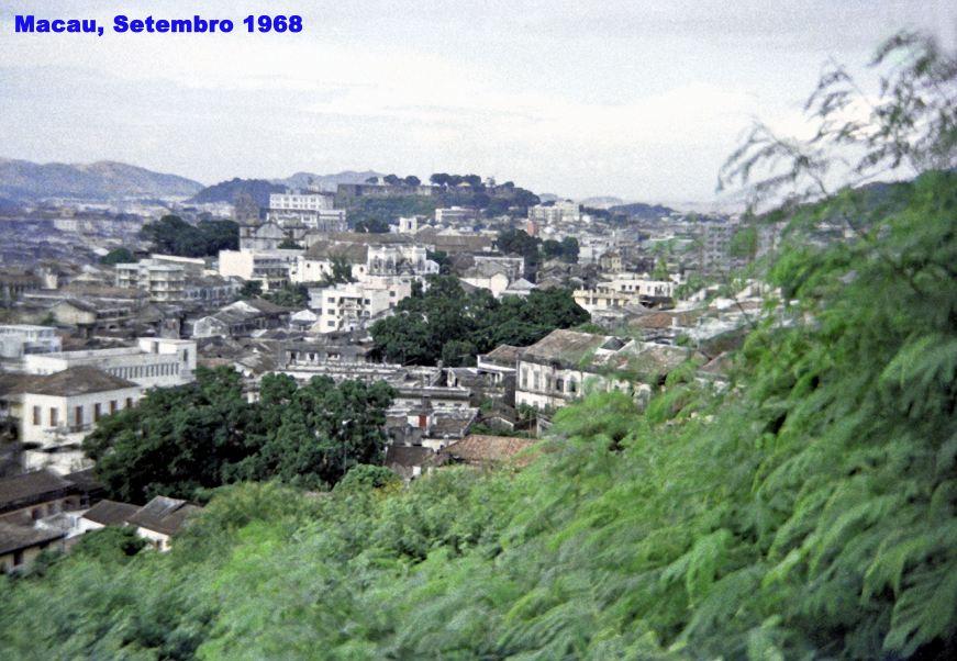 287 68-09 vista de Macau