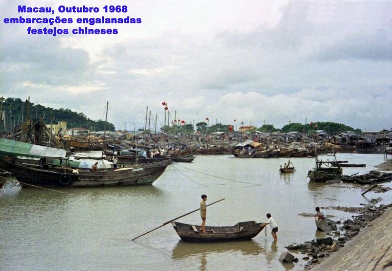 301 68-10 embarcações engalanadas festejos comunistas
