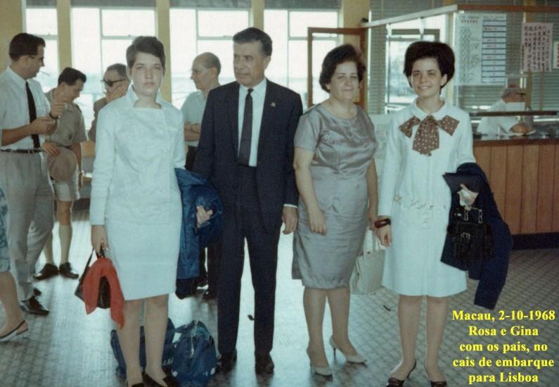 305 68-10-02 casal Ranhada-partida das filhas Rosa e Gina