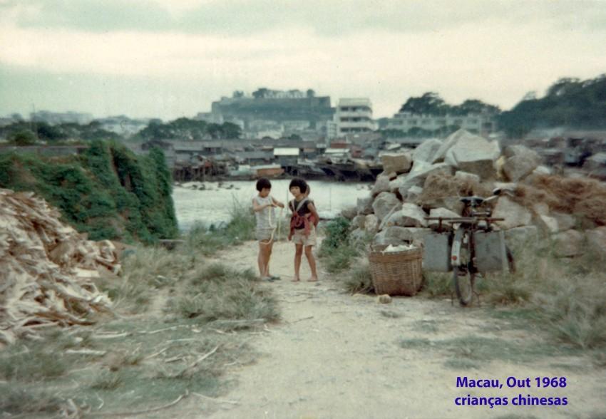 327 68-10 crianças chinesas