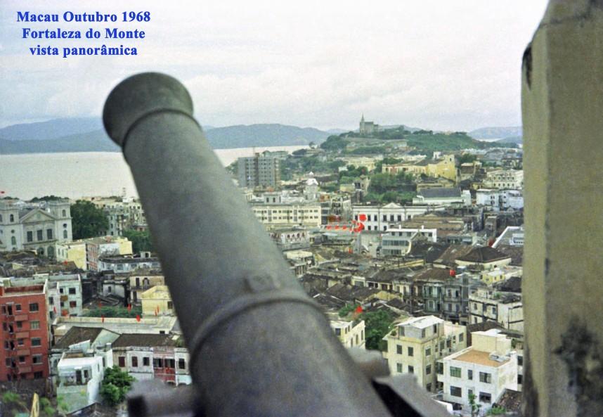 334 68-10 vista da Fortaleza do Monte
