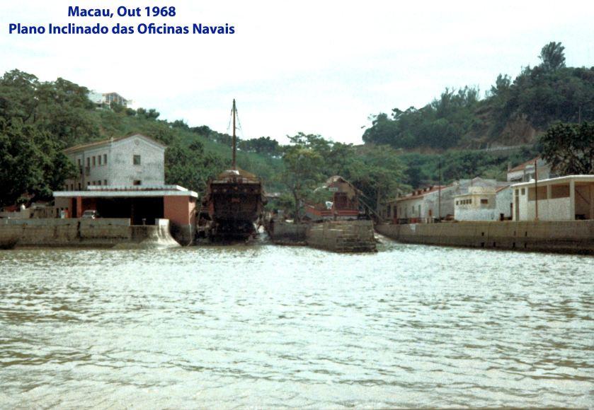 340 68-10 Plano Inclinado das Oficinas Navais
