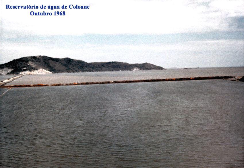 359 68-10 Reservatório de água de Coloane