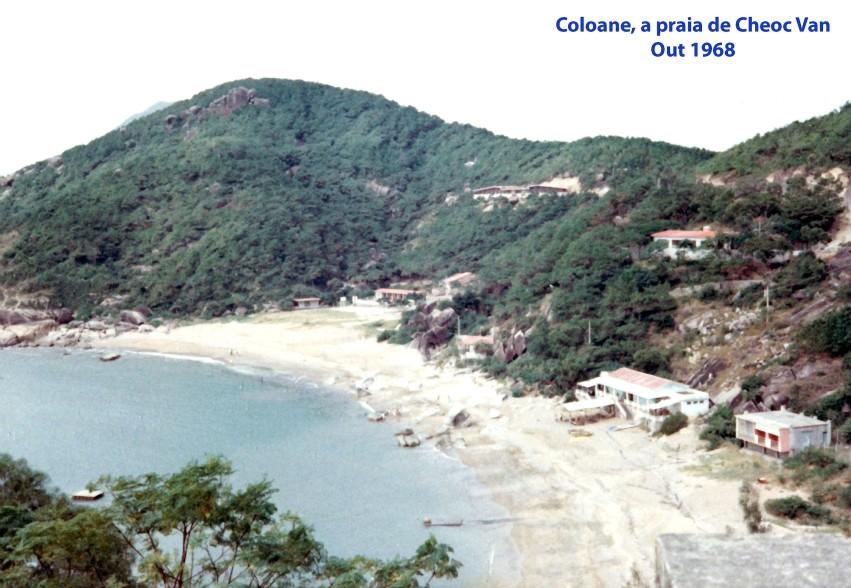 360 68-10 Coloane- a praia de Cheoc Van