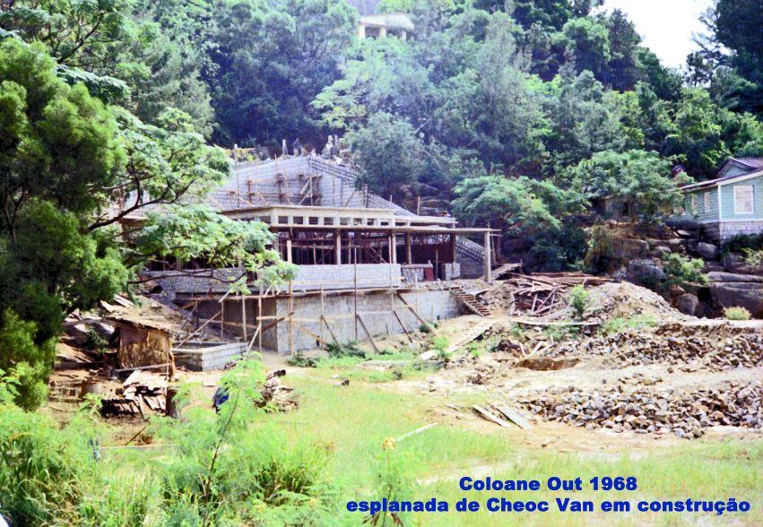 362 68-10 esplanada em construção em Cheoc Van, Coloane