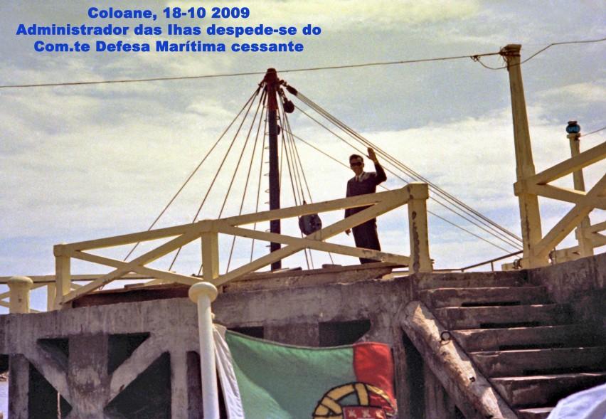 363 68-10-18 Administrador das ilhas despede-se do Comte Defesa Marítima