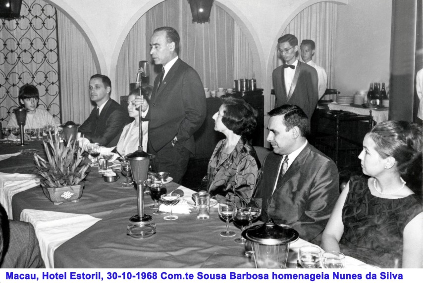365 68-10-30 jantar de despedida de Nunes da Silva