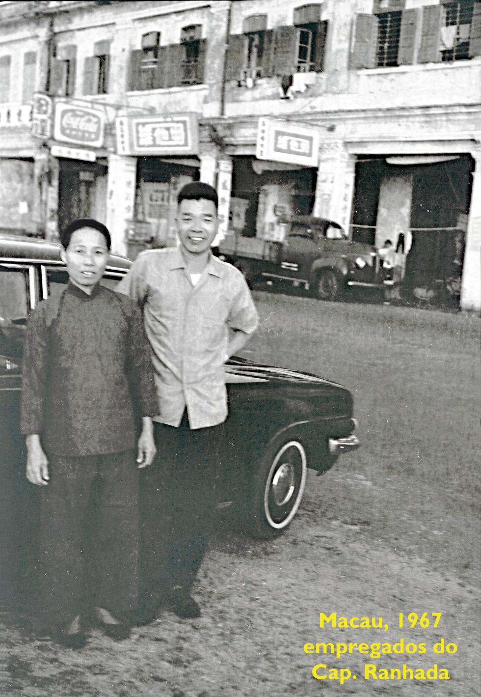 67-68 Macau-empregados dos Ranhada