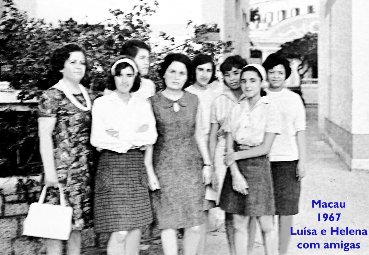 67 Luísa e amigas